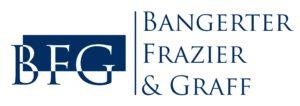 Bangerter Frazier and Graff Law Firm Logo